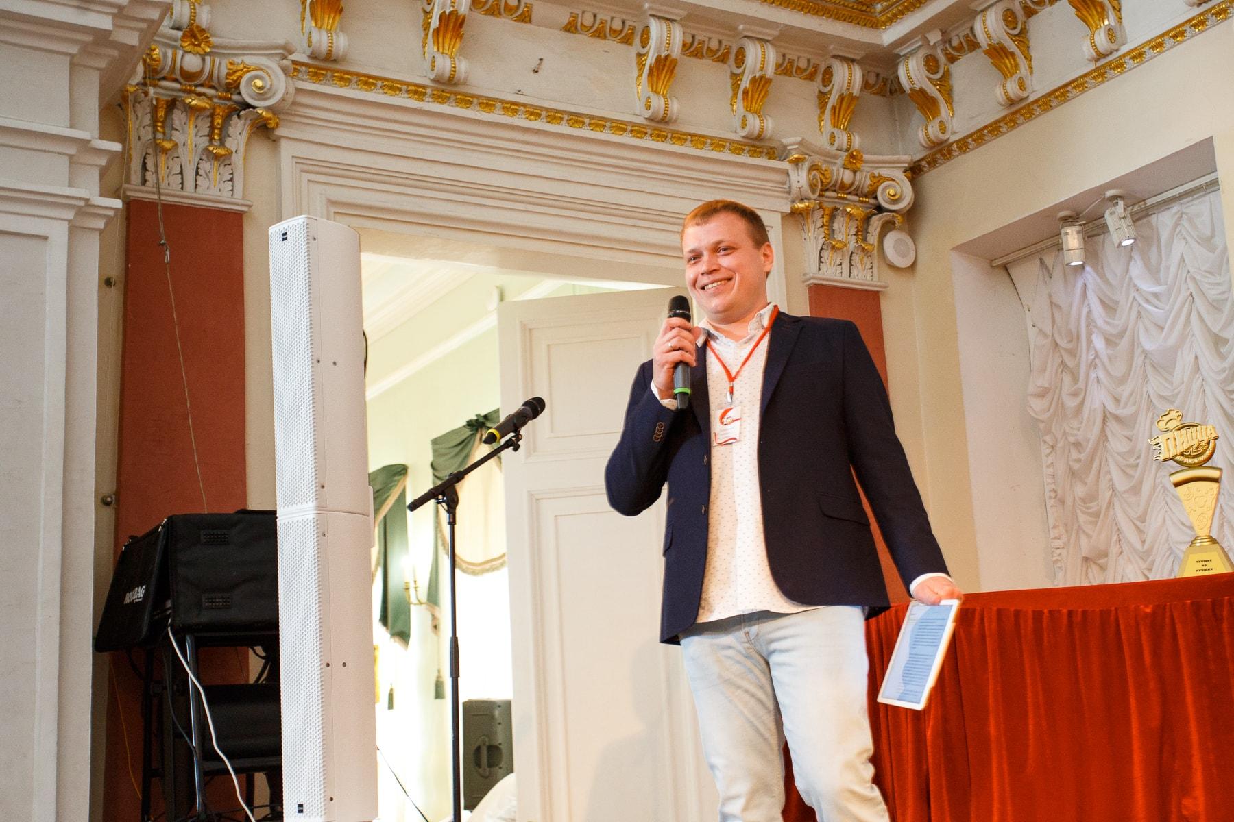 Основатель компании «ПиццаФабрика» Феодосий Параничев