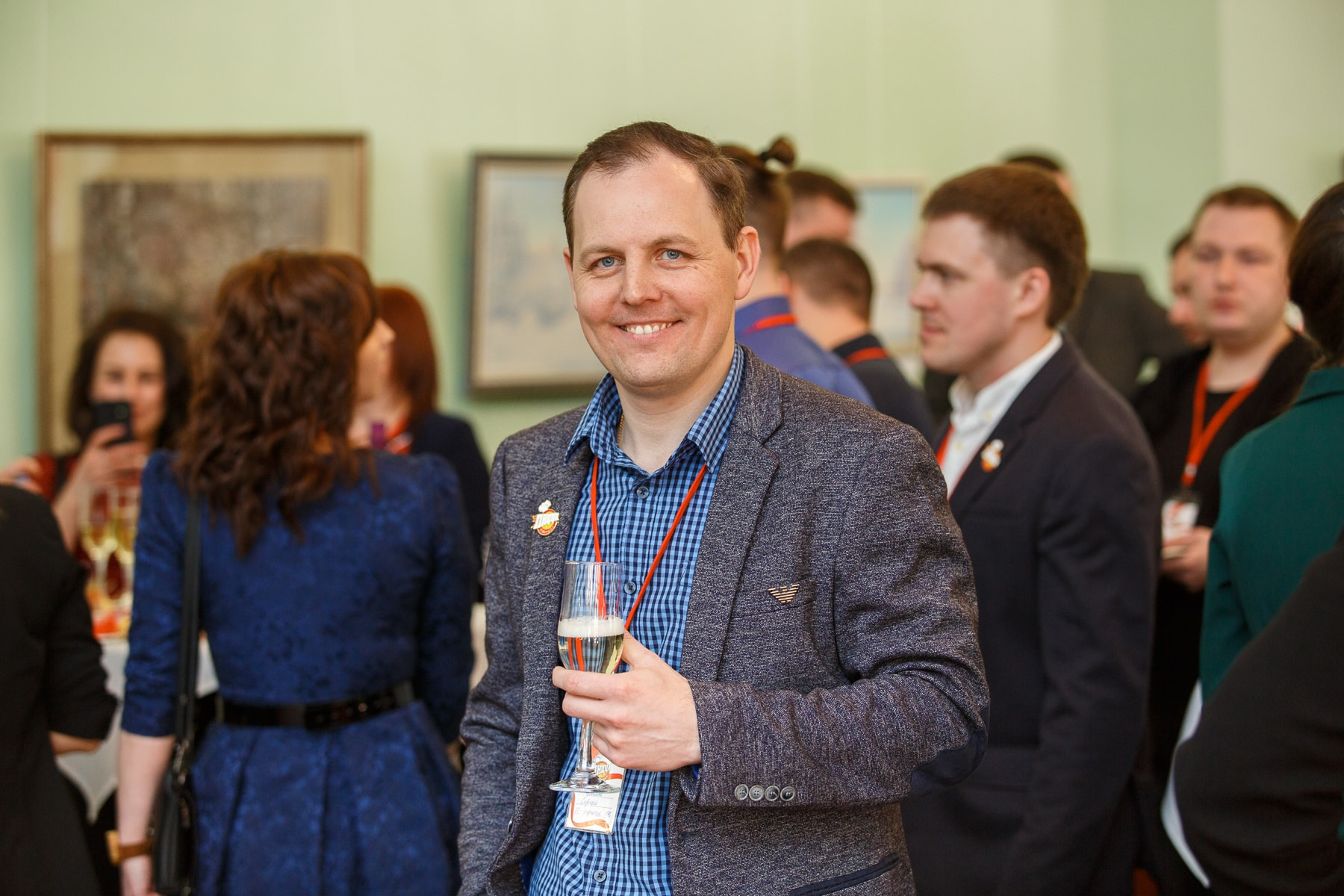 мIT-директор компании «ПиццаФабрика» Сергей Грушин