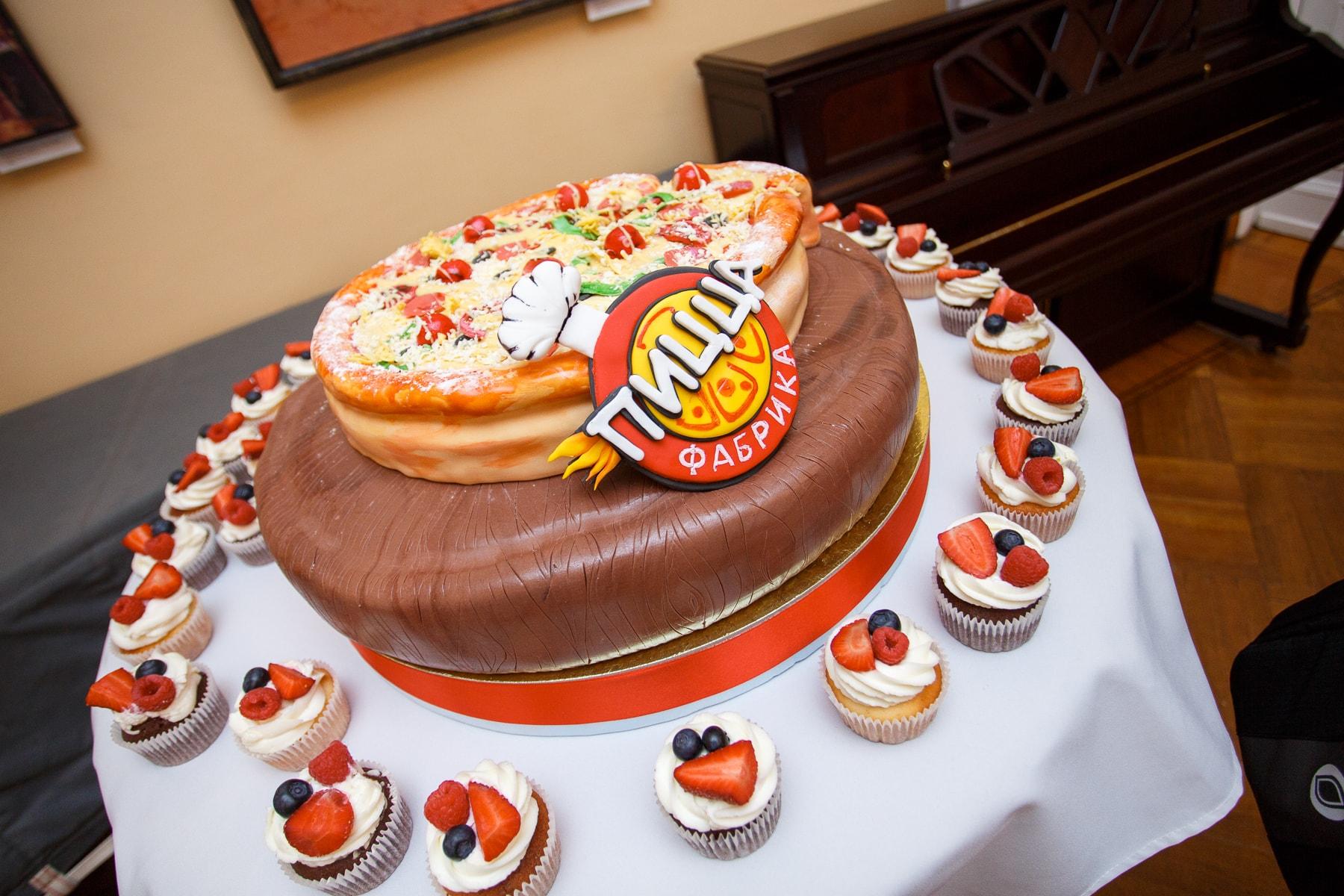 Тортик ПиццаФабрики