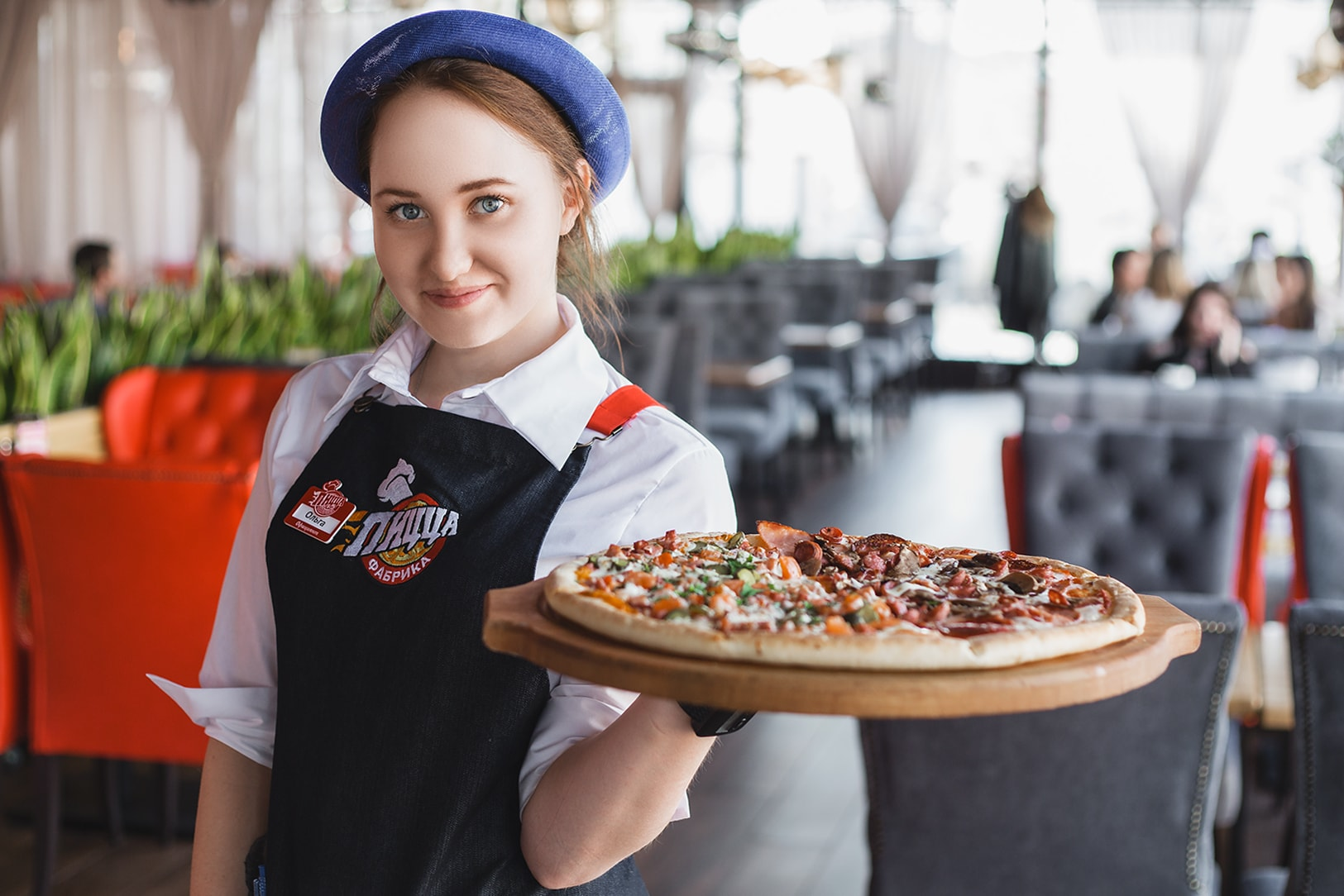 Ресторан ПиццаФабрика