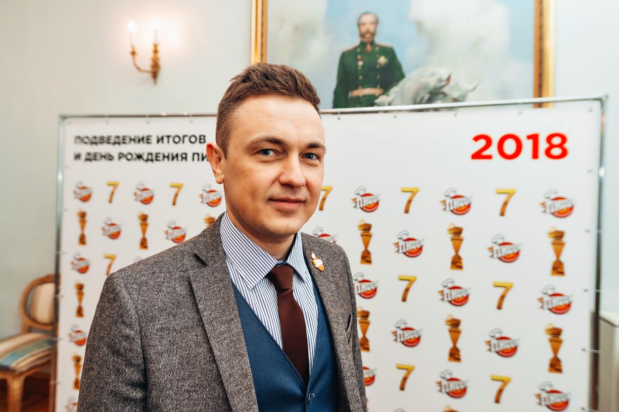 Директор по развитию компании «ПиццаФабрика» Олег Россохин