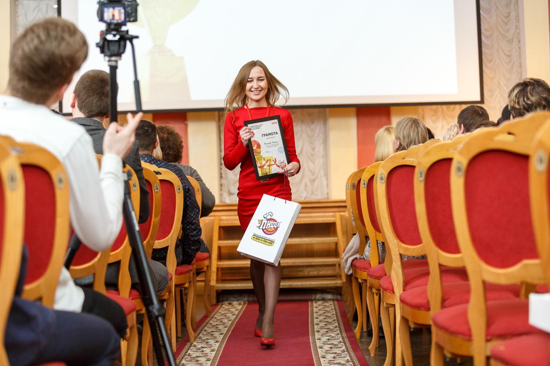 Награждение ПиццаФабрики Лучшие из Лучших
