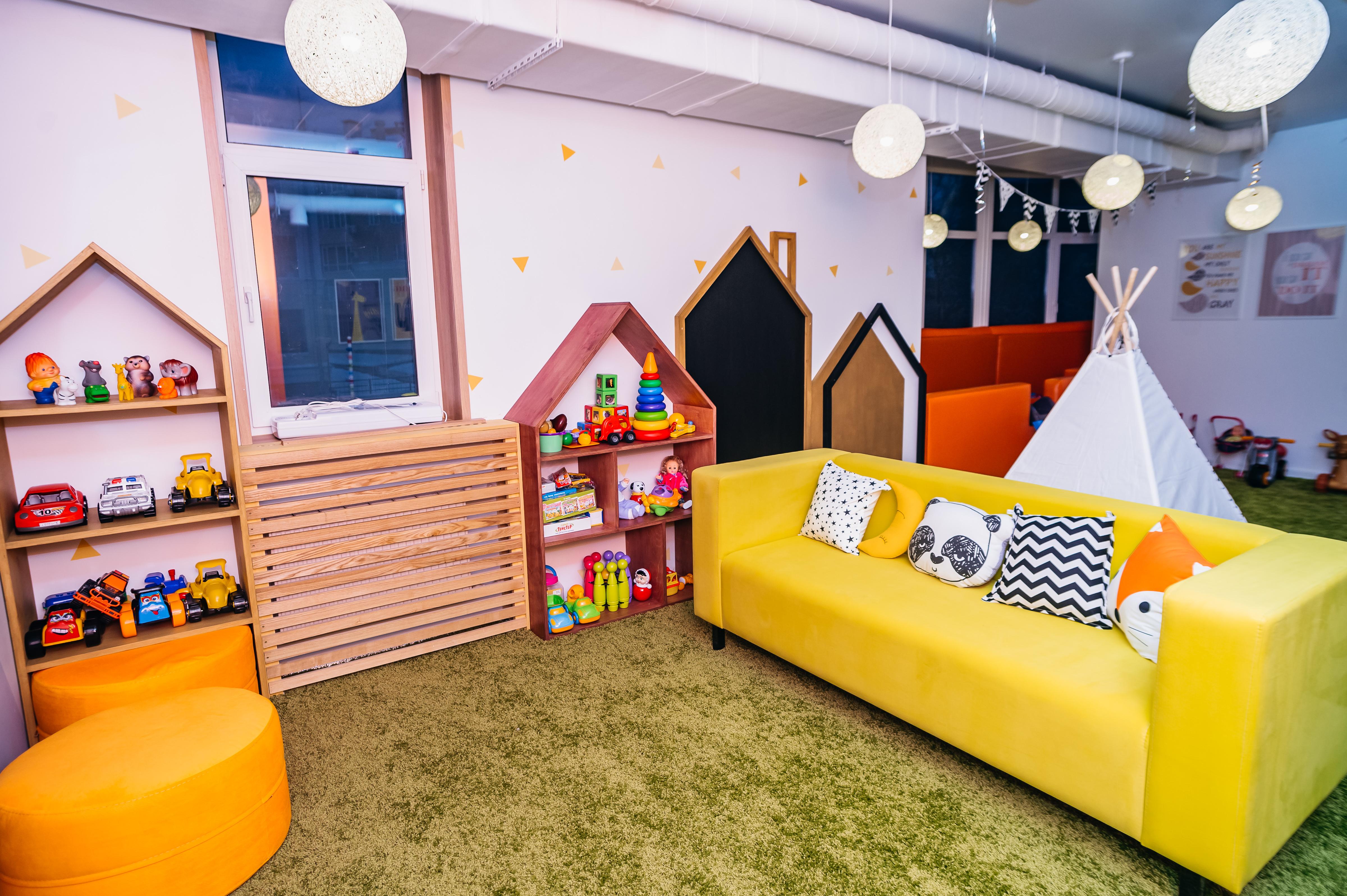 детская комната пиццафабрика