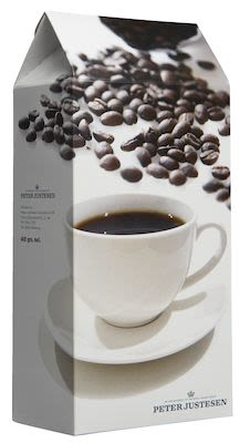 PJ Coffee, Ground Columbia Blend 400 g