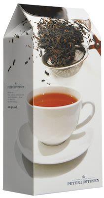 PJ Tea Blend Earl Grey Luxus 400 g
