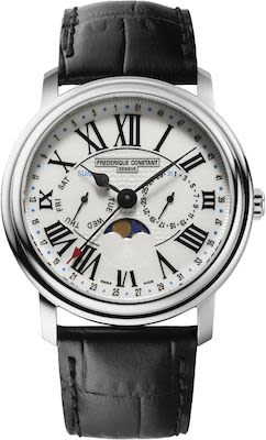 FC Gent's Business Timer Watch