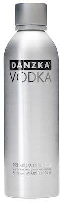 Danzka Premium Distilled Aluminum Bottle 100 cl. - Alc. 50% Vol.