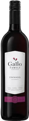 Gallo Family Vineyards Zinfandel 75 cl. - Alc. 14%, Vol.