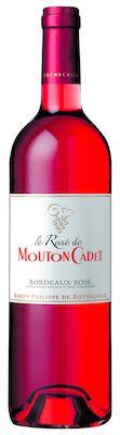 Le Rosé de Mouton Cadet 75 cl. - Alc. 13% Vol.