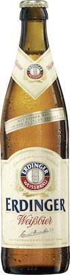ERDINGER Weissbier with fine yeast 12x50 cl. btls. - Alc. 5.3% Vol.