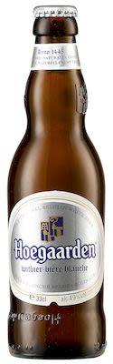 Hoegaarden White 24x33 cl. blts. - Alc. 4.9% Vol.