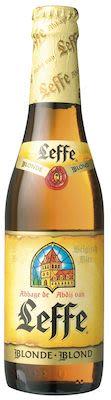 Leffe Blond 24x33 cl. blts. - Alc. 6.6% Vol.
