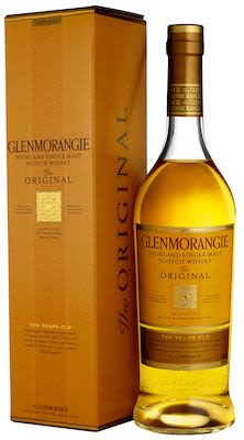 Glenmorangie The Original, 100 cl. - Alc. 40% Vol. In gift box. Highland.