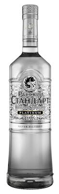 Russian Standard Platinum 100 cl. - Alc. 40% Vol.
