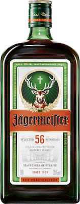 Jägermeister 100 cl. - Alc. 35% Vol.
