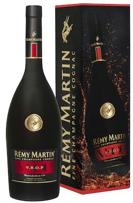 Rémy Martin VSOP 100 cl. - Alc. 40% Vol. In gift box.