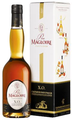 Pére Magloire XO 50 cl. - Alc. 40% Vol. In gift box.