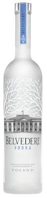 Belvedere Vodka 100 cl. - Alc. 40% Vol.