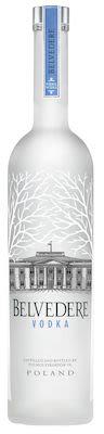 Belvedere Vodka 100 cl. - Alc. 40% Vol.