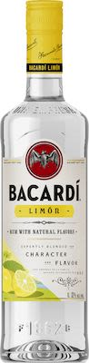 Bacardi Limon 100 cl. - Alc. 32% Vol.