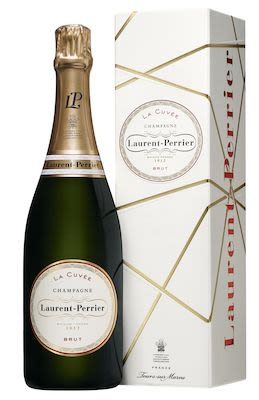 Laurent-Perrier La Cuvée, Brut - 75 cl. - 12% Alc. Vol. In gift box.