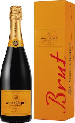 Veuve Clicquot Ponsardin Brut 75 cl. - Alc. 12% Vol. In gift box.
