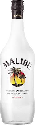 Malibu 100 cl. - Alc. 21% Vol.