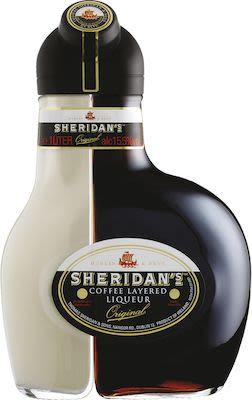Sheridan's Double Liqueur 100 cl. - Alc. 15.5% Vol.