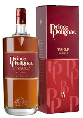 Polignac VSOP 100 cl. - Alc. 40% Vol. In gift box.