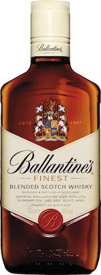 Ballantine's Finest 50 cl. - Alc. 40% Vol.