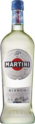 Martini Bianco 100 cl. - Alc. 15% Vol.