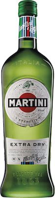 Martini Extra Dry 100 cl. - Alc. 18% Vol.