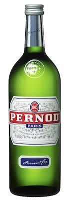 Pernod 100 cl. - Alc. 40% Vol.