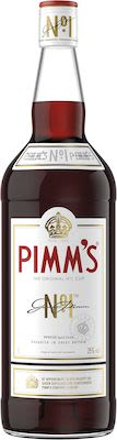 Pimm's Cup No. 1 100 cl. - Alc. 25% Vol.