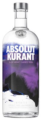 Absolut Kurant Vodka 100 cl. - Alc. 40% Vol.