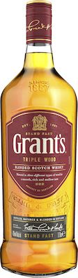 Grant's Triple Wood 100 cl. - Alc. 43% Vol.