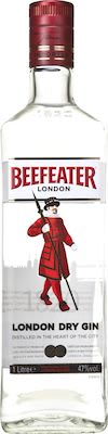 Beefeater London Dry Gin 100 cl. - Alc. 47% Vol.