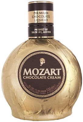 Mozart Chocolate Cream 50 cl. - Alc. 17% Vol