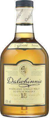 Dalwhinnie Malt 15 Years Old 100 cl. - Alc. 43% Vol. In gift box. Highland.