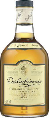 Dalwhinnie Malt 15 YO, 100 cl. - Alc. 43% Vol. In gift box. Highland.