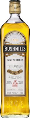 Bushmills, 100 cl. - Alc. 40% Vol. Irish.