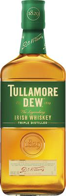 Tullamore D.E.W. 100 cl. - Alc. 40% Vol. Irish.