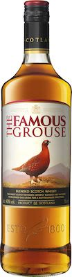 The Famous Grouse, 100 cl. - Alc. 40% Vol.