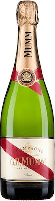 Mumm Cordon Rouge Brut 75 cl. - Alc. 12% Vol. In gift box.