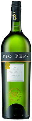 Tio Pepe Fino Sherry 100 cl. - Alc. 15% Vol.