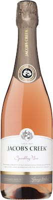 Jacobs Creek Rosé Sparkling 75 cl. - Alc. 11.5% Vol.
