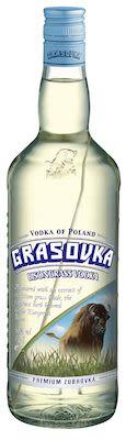 Grasovka Bison Brand Vodka 100 cl. - Alc. 40% Vol.