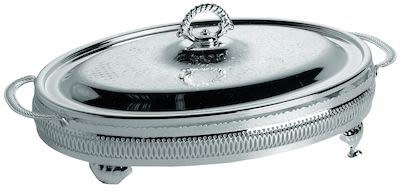 Queen Anne Large Oval Casserole