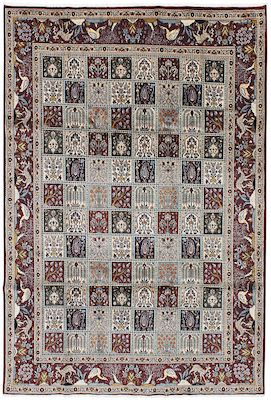 Carpet Moud Garden 300x200 cm.