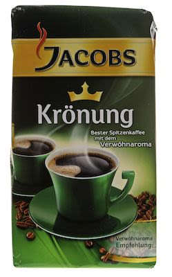 Jacobs Krönung Coffee Vacuum 500 g